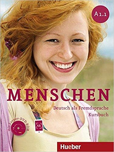 مجموعه درس به درس لغات آلمانی کتابهای منشن Menschen
